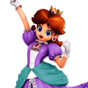 SSBU Daisy Alternative Costume 6