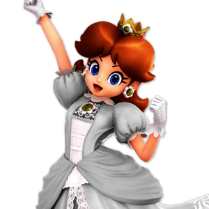 SSBU Daisy Alternative Costume 8