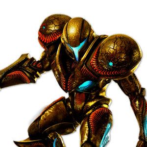 SSBU Dark Samus Alternative Costume 5