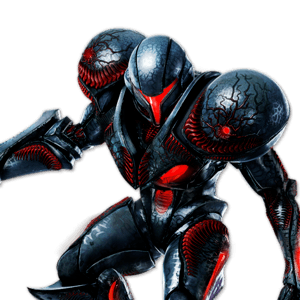SSBU Dark Samus Alternative Costume 6