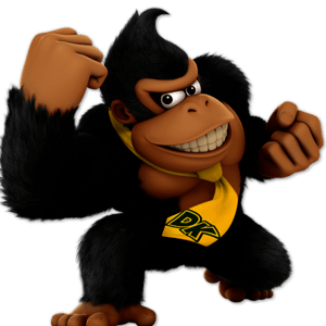 SSBU Donkey Kong Alternative Costume 2