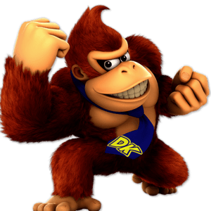 SSBU Donkey Kong Alternative Costume 3