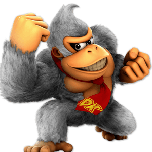 SSBU Donkey Kong Alternative Costume 6