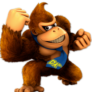 SSBU Donkey Kong Alternative Costume 7