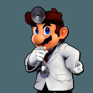 SSBU Dr. Mario Alternative Costume 1