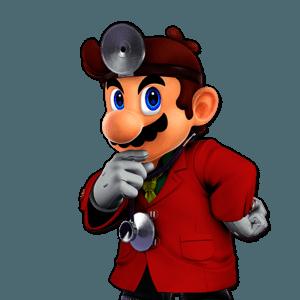 SSBU Dr. Mario Alternative Costume 2