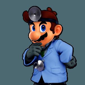 SSBU Dr. Mario Alternative Costume 3