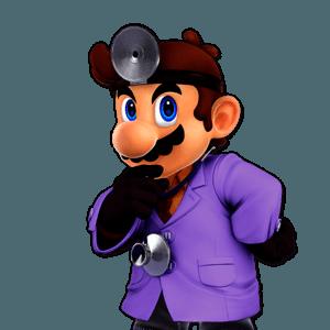SSBU Dr. Mario Alternative Costume 7