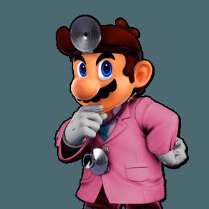 SSBU Dr. Mario Alternative Costume 8