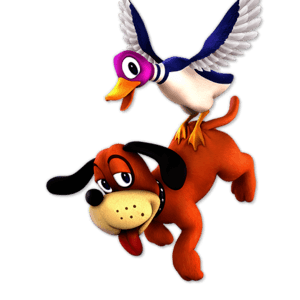 SSBU Duck Hunt Alternative Costume 1