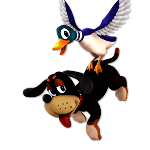 SSBU Duck Hunt Alternative Costume 2