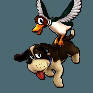 SSBU Duck Hunt Alternative Costume 3