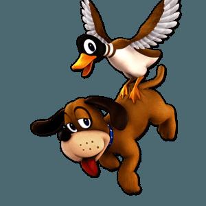 SSBU Duck Hunt Alternative Costume 4