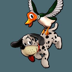 SSBU Duck Hunt Alternative Costume 5