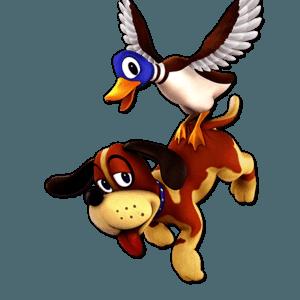 SSBU Duck Hunt Alternative Costume 6