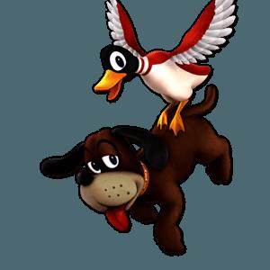 SSBU Duck Hunt Alternative Costume 8
