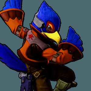 SSBU Falco Alternative Costume 2