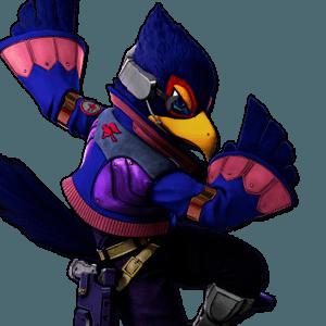 SSBU Falco Alternative Costume 3
