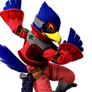 SSBU Falco Alternative Costume 4