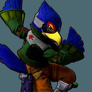 SSBU Falco Alternative Costume 5