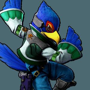 SSBU Falco Alternative Costume 7