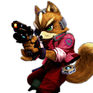 SSBU Fox Alternative Costume 3