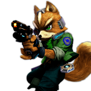 SSBU Fox Alternative Costume 4