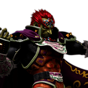 SSBU Ganondorf Alternative Costume 2
