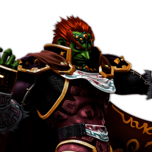 SSBU Ganondorf Alternative Costume 6