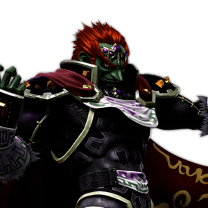 SSBU Ganondorf Alternative Costume 8