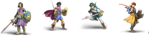 SSBU Hero Alternative Costume 1