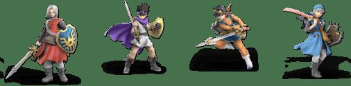 SSBU Hero Alternative Costume 2
