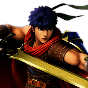 SSBU Ike Alternative Costume 2