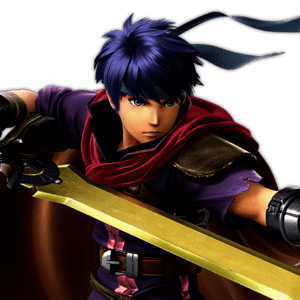 SSBU Ike Alternative Costume 3
