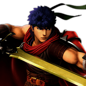 SSBU Ike Alternative Costume 4