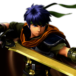 SSBU Ike Alternative Costume 5