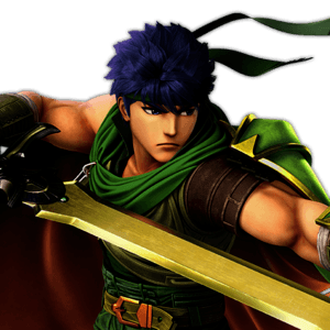 SSBU Ike Alternative Costume 6