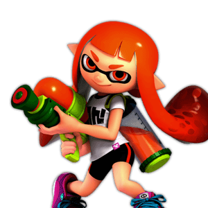 SSBU Inkling Alternative Costume 1