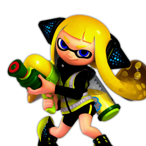 SSBU Inkling Alternative Costume 3