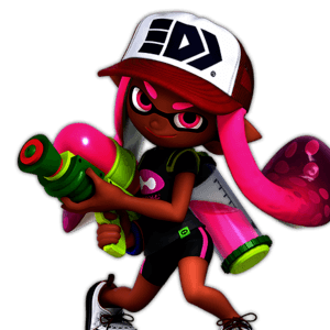 SSBU Inkling Alternative Costume 5