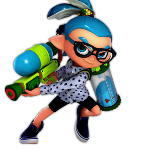 SSBU Inkling Alternative Costume 6