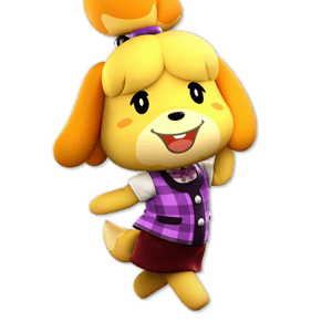 SSBU Isabelle Alternative Costume 5