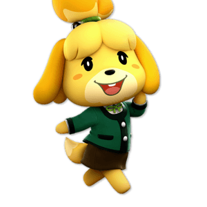 SSBU Isabelle Alternative Costume 6