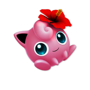 SSBU Jigglypuff Alternative Costume 2