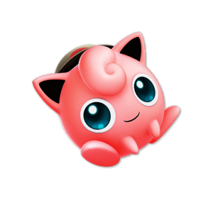 SSBU Jigglypuff Alternative Costume 3