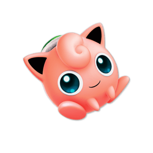 SSBU Jigglypuff Alternative Costume 5