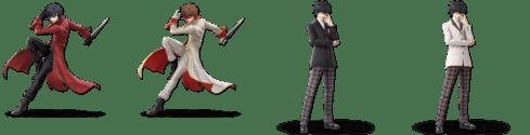 SSBU Joker Alternative Costume 2