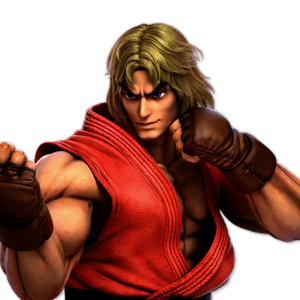 SSBU Ken Alternative Costume 1