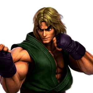 SSBU Ken Alternative Costume 5