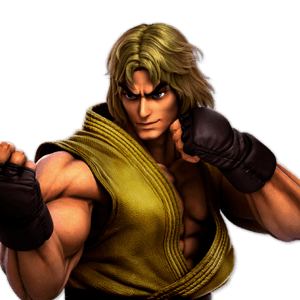 SSBU Ken Alternative Costume 6